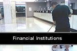 Financial Institution Cleaning