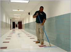 College School University Janitorial Services